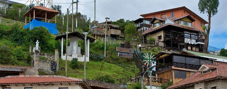 Hauteurs de Cuenca