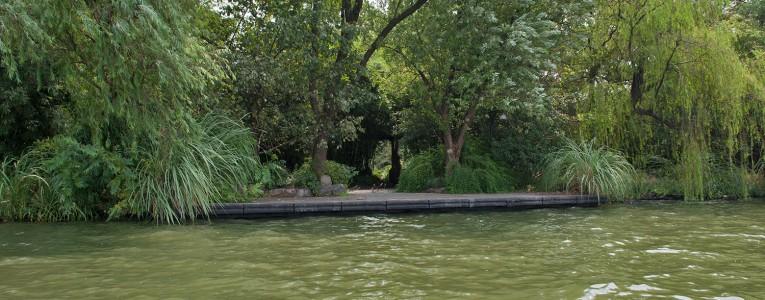 Le lac d'Hangzhou