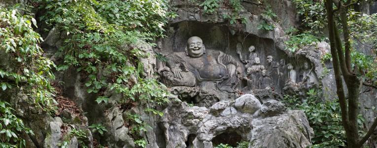 Grottes de Feilaifeng