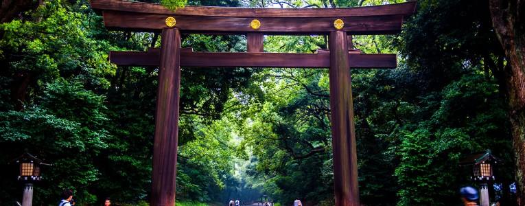 Tori Meijri Shrine