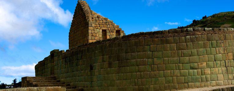 Temple du soleil à Ingapirca