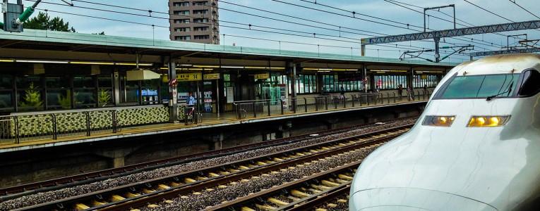 Train vers Takayama