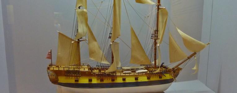 Navire musée maritime
