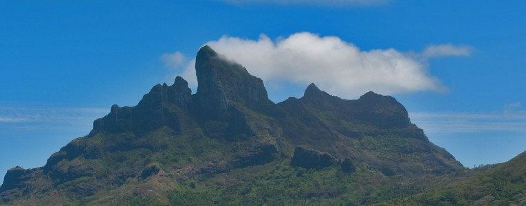Mont Otemanu Bora Bora