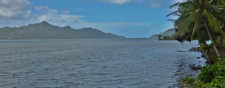 Baie de Maroe