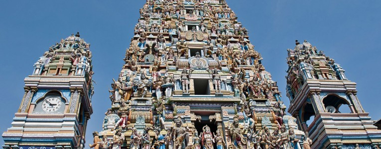Colombo-temple hindou