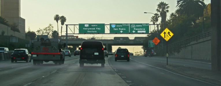 En route vers le Downtown