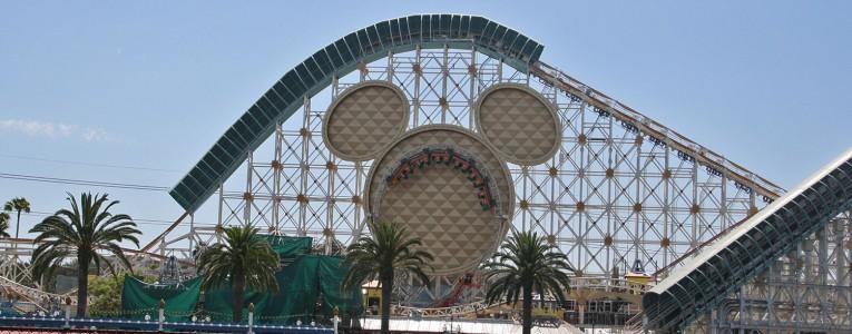 Paradise Pier - California Screaming