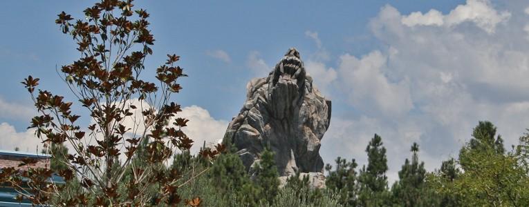 """Montagne """"tigre"""""""