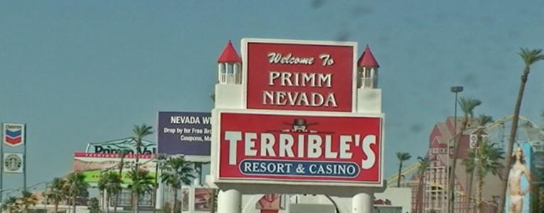 En route vers Las Vegas