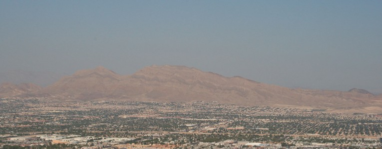 Montagnes du Nevada