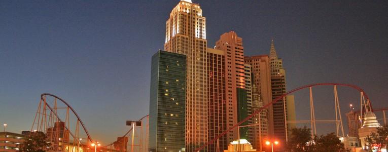 New York New York à Las Vegas