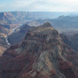 Vol en hélicoptère sur le Grand Canyon