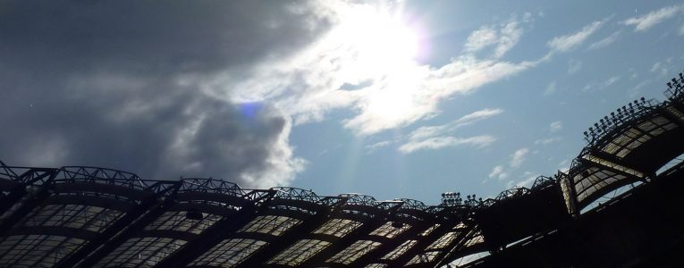 Le ciel changeant de l'Irlande