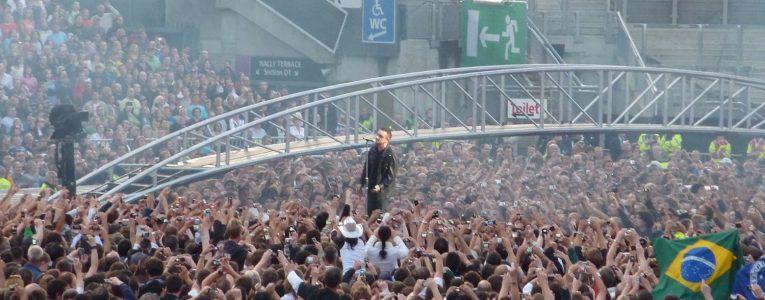 U2 à Croke Park