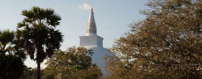 Dagoba Thuparama d'Anuradhapura