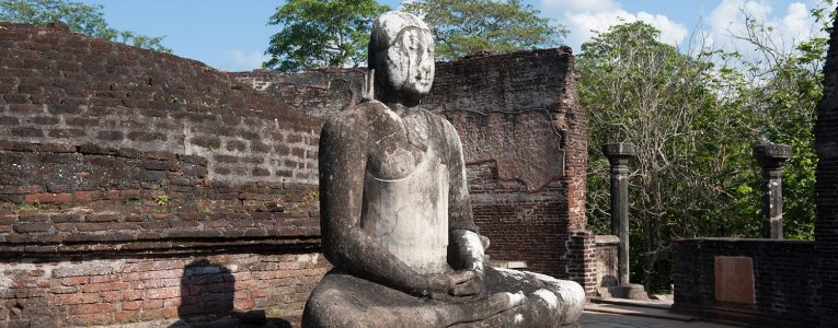 Vatadage à Polonnaruwa