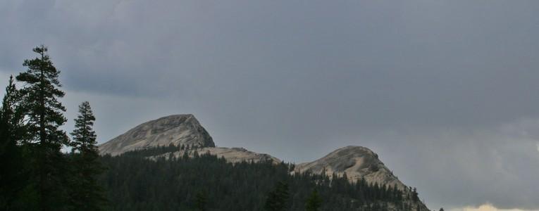Pics de granite