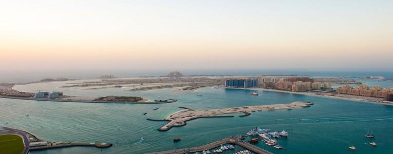 La Palm à Dubaï