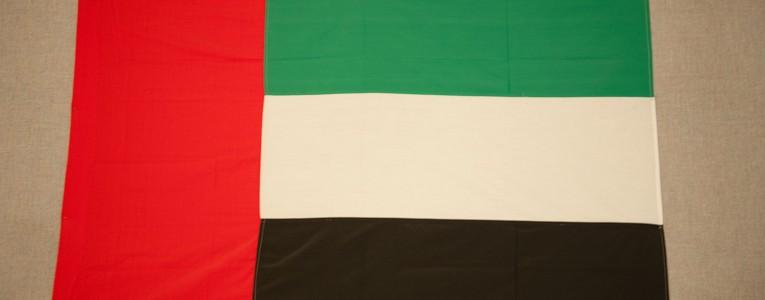 Drapeau Dubaï