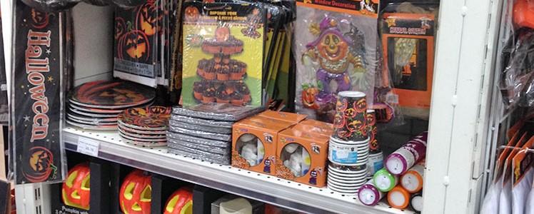 Rayon halloween