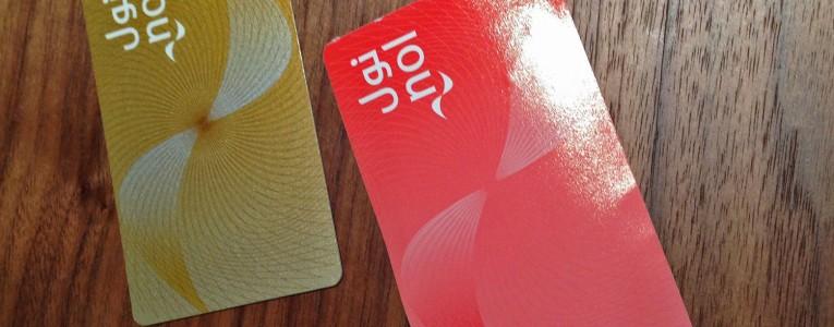 Les cartes NOL