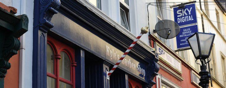 Barbier à Cobh