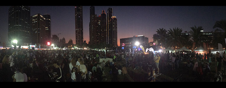 Dubaï Christmas Festival