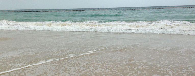 Zighy Bay à Oman sur la plage du Six Senses