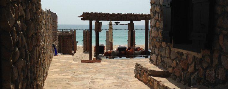 Villa 1 chambre au Six Senses d'Oman