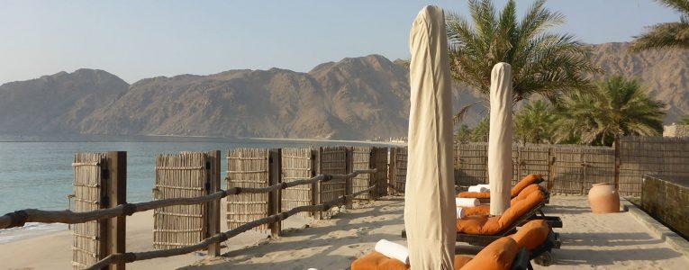 Villa 2 chambres au Six Senses d'Oman