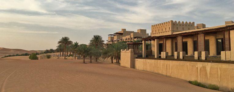 Villa au bord des dunes