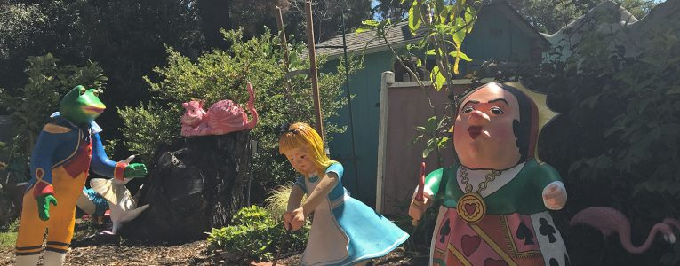 Alice aux pays des merveilles à Fairyland