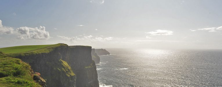 Cliff of Mohair en Irlande