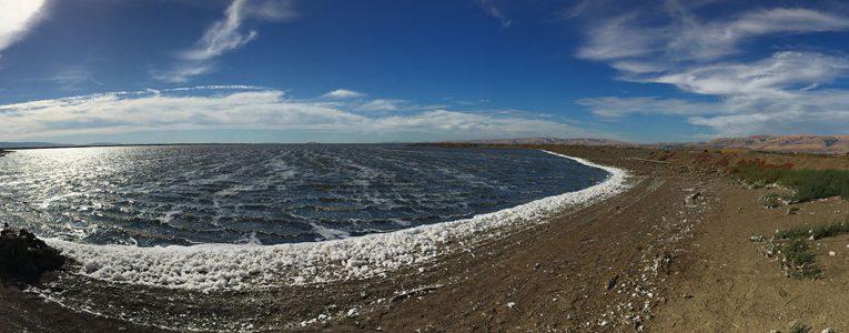 Panoramique à Alviso Marina County Park